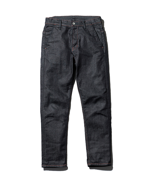 MR.OLIVE SUPER STRETCH DENIM / ONE WASH ANKLE CUT SLIM PANTS