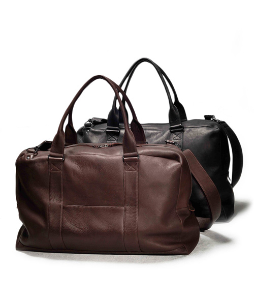 MR.OLIVE E.O.I WATER PROOF WASHABLE LEATHER / 2WAY WORK & BOSTON