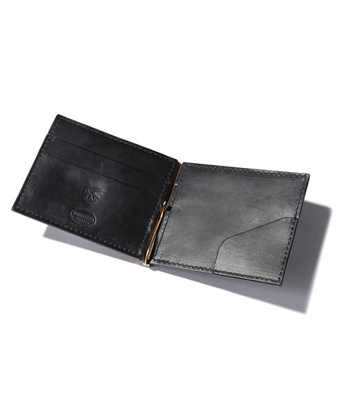 MR.OLIVE E.O.I / HORWEEN CHROMEXCEL LEATHER / MONEY CLIP WALLET
