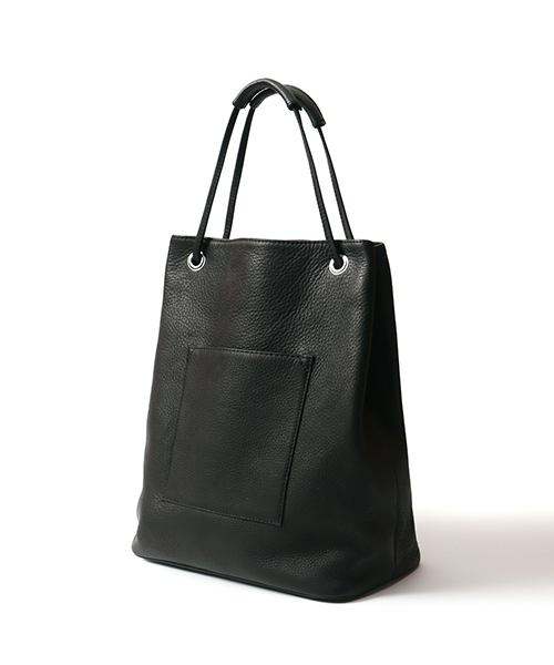 MR.OLIVE E.O.I / WATER PROOF WASHABLE LEATHER / 2WAY CYLINDER BAG